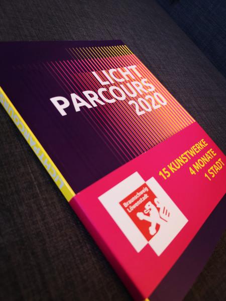 Lichtparcours 2020 Katalog