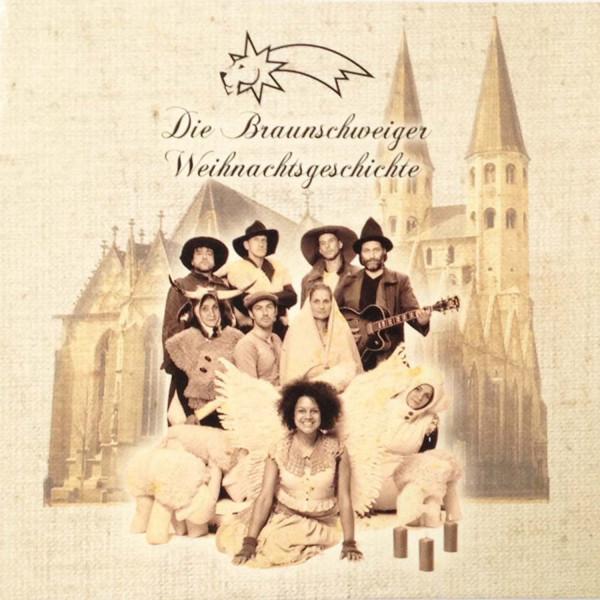 Die Braunschweiger Weihnachtsgeschichte CD