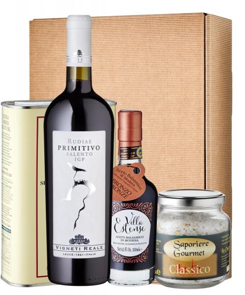 Öl-Salz-Wein-Paket