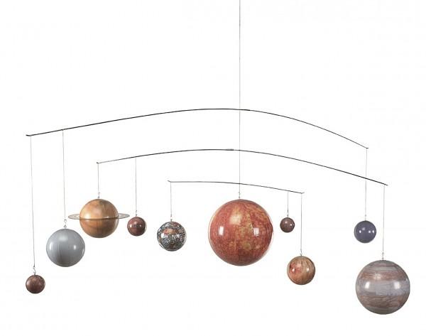 "Decken-Mobile ""Sonnensystem"""