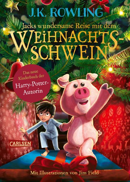 Das Weihnachtsschwein