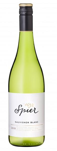 """2018 Sauvignon Blanc """"Signature"""", Spier"""