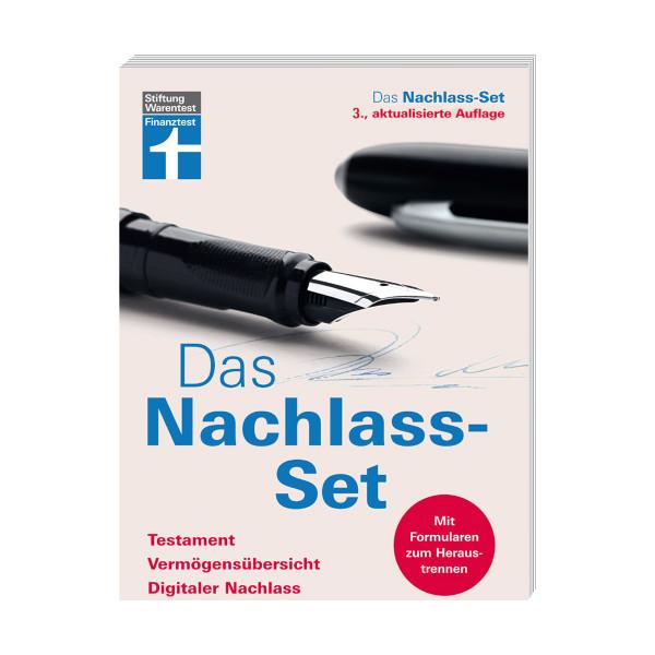 Nachlass-Set