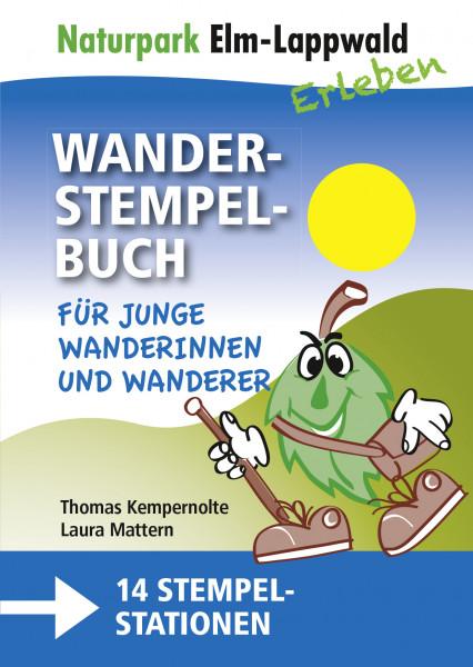 Naturpark Elm Lappwald - Wanderstempelbuch Familienpaket