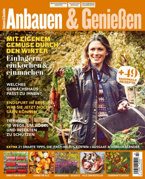 Anbauen & Genießen - Herbst-Edition - Braunschweiger Zeitung